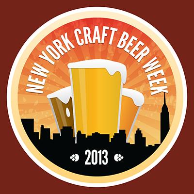 New york craft beer week 2013 untappd for New york craft breweries