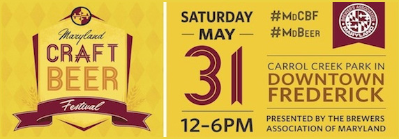 Maryland craft beer festival promo untappd for Craft store frederick md