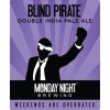 Blind Pirate Double IPA